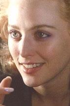 Virginia Madsen in a lesbian scene.